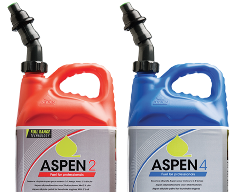 Clean, alkylate-based petrol for small petrol engines and race engines.