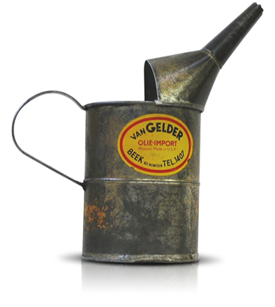 Old Oil can anno 1933